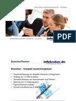 Branchen Kompakt Reports 05 2010