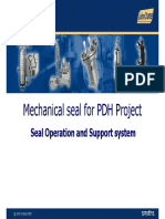 Mechanical Seal Course PDH