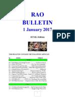 Bulletin 170101 (HTML Edition)