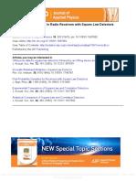 Noise in Square Law Detectors