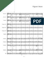 Pilgrim Per Ottoni CON SCALE ARCHI - Score