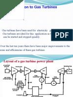 Gas Turbine Powerplant