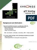Gltf Overview