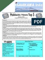 Asahikawa Info January 2016