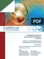 SAFECode Dev Practices0211