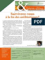 PlantesBienEtre 28 Septembre 2016 Survivrez Vous a La Fin Des Antibiotiques SD XI