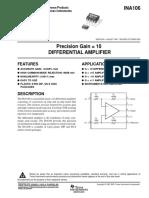 Data Sheet IC Ina106