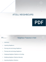 Atoll 3.1.0 Neighbours
