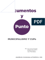 02 03 22102016.Municipalismo y CUPs Documentos y Punto
