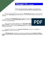 VPS Manager 2.0 - Documentação e Intalação