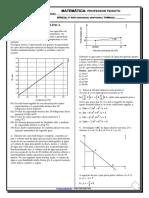 2ª Lista Geometria Analítica
