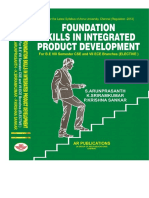 Foundation Skills In Integrated Product Development for R-2013 by S. Arunprasath, K. Sriram kumar,  P.Krishna Sankar