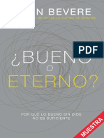 Good or God Book SAMPLE Spanish