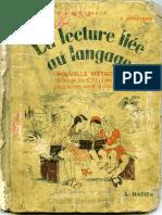 La Lecture Liée Au Langage (1)