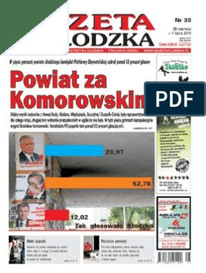 Gazeta Kłodzka Nr 39