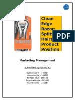 Clean Razor Mm y2