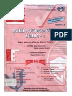 cuadernillo evalua 0