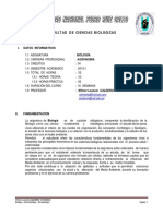 Silabo Biologia 2015 -i Agronomia