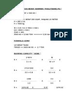 Formula Tiang Pancang r