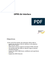 GPRS Air Interface and Protocols