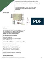 Ejercicios Prácticos Arduino (nivel básico)