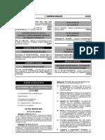 Ley N° 30057 - Ley del Servicio Civil