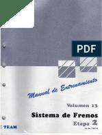 Manual Sistema Frenos Toyota Componentes Funcionamiento Reparaciones