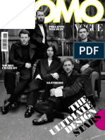 L'Uomo Vogue - Aprile 2016