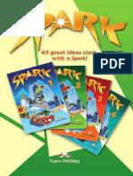 Spark Worksheets Leaflet