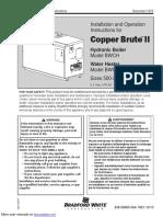 Catalogo Instalacion Copper Brute II