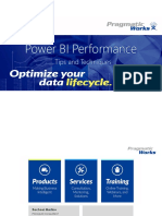 Performance Tips and Techniques for Power BI