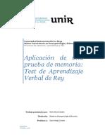 Procesos de memoria, aprendizaje y TIC