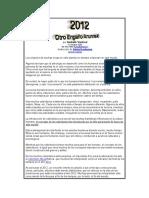2012 Otro Engaño Anunnaki