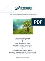 Understanding Debt and How It Impacts Your Wealth Building Strategies Rev 11-29-2016