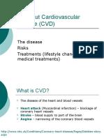 All About Cardiovascular Disease CVD