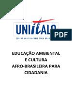 Cultura Afro - Aula1