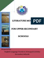 Literature Component- Form 4-2016
