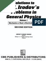 Irodov Solution Vol-1