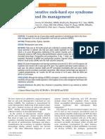 Journal of Cataract & Refractive Surgery Volume 40 Issue 5 2014 [Doi 10.1016%2Fj.jcrs.2013.10.038] Lau, Oliver C.F.; Montfort, Jessica M.; Sim, Benjamin W.C.; Lim, -- Acute Intraoperative Rock-hard Ey