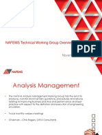 Technical Working Group Overview - November 2015