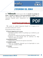 1.- ELECTROFISIOLOGIA