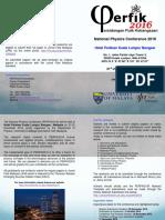 PERFIK2016 Brochure (1)