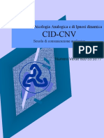 Presentazione Istituto Psicologia Analogica