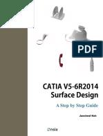 Catia Surfacing Textbook Surfacing