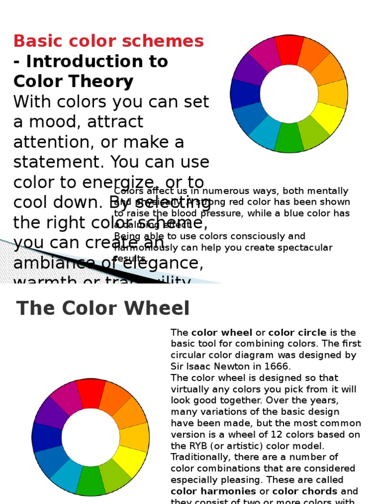 how do colors affect us