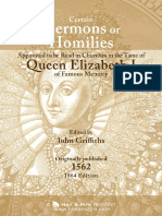 H&F Griffiths SermonsOrHomilies-QueenElizabeth1864Edition