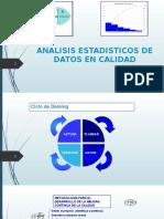 Sesion 2 Analisis Estadisticos de Datos en Calidad