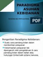 Paradigma Asuhan Kebidanan.ppt