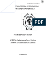 Resumen de El Proceso de Desarrollo de Las Relaciones Espaciales