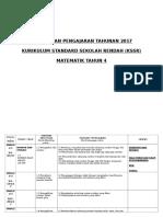 Sk Rpt Matematik Tahun 4 2017